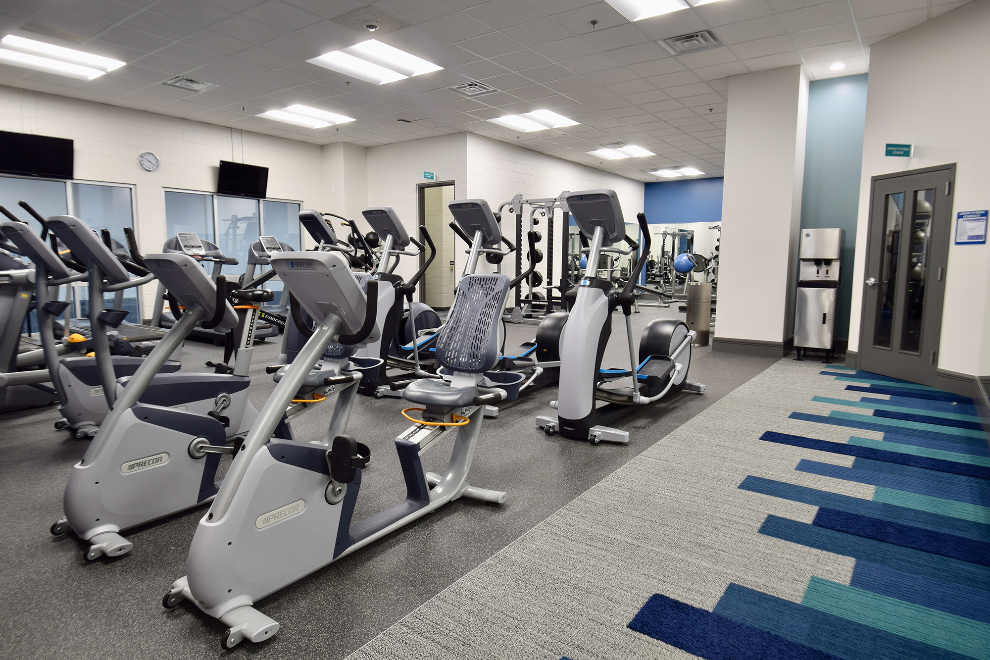 Corporate Fitness Center Photo