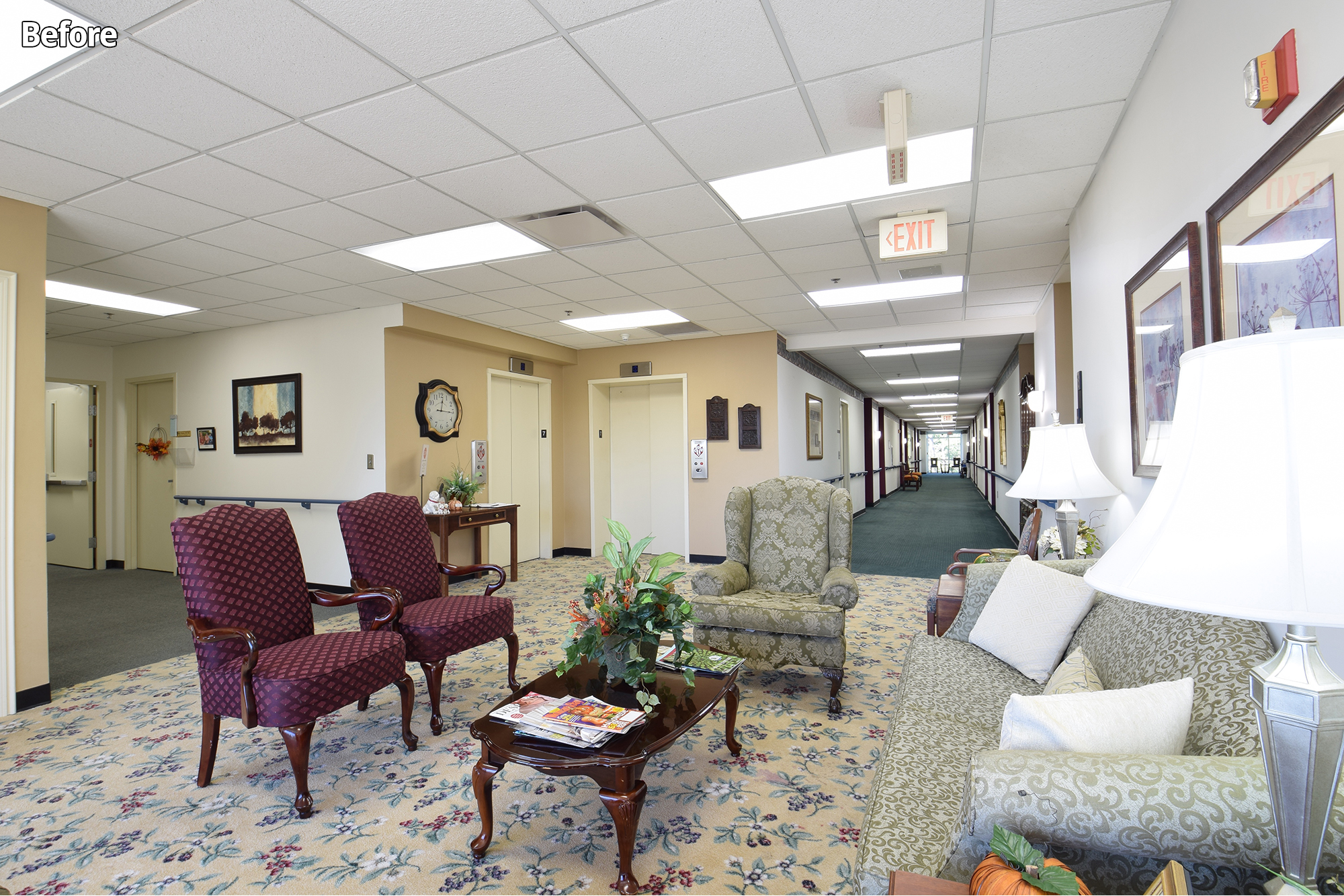 Talmage Terrace / Lanier Gardens Senior Living Community Photo