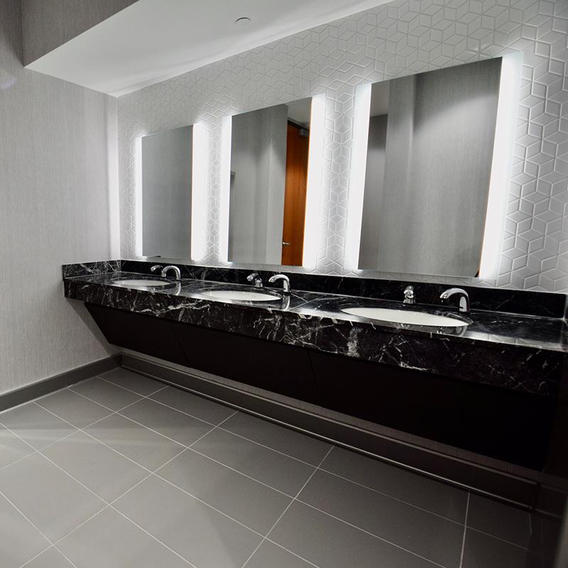 Project Thumbnail: Terminus Building 100 Restrooms