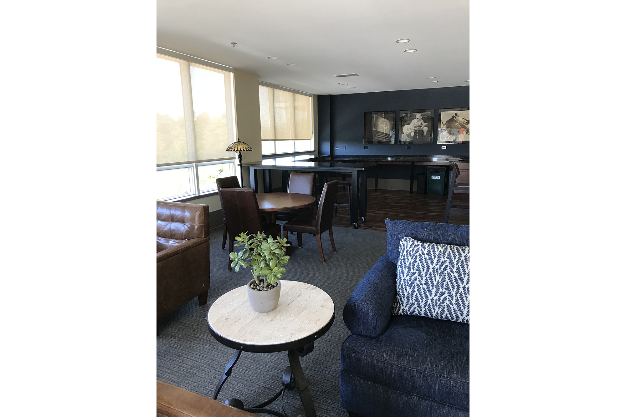 The Artisan Condominiums - Club Room Renovation Photo